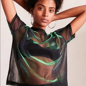 Silence+Noise holographic top
